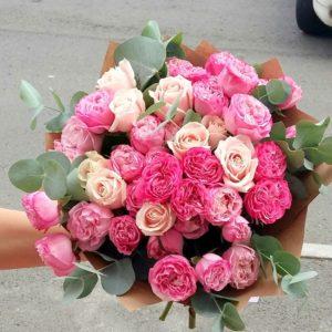 Букет цветов на 1 сентября #17