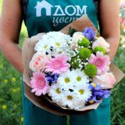 Цветы на 1 сентября #4