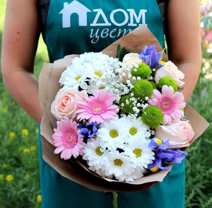 Заказать цветы на дом заозерный красноярск
