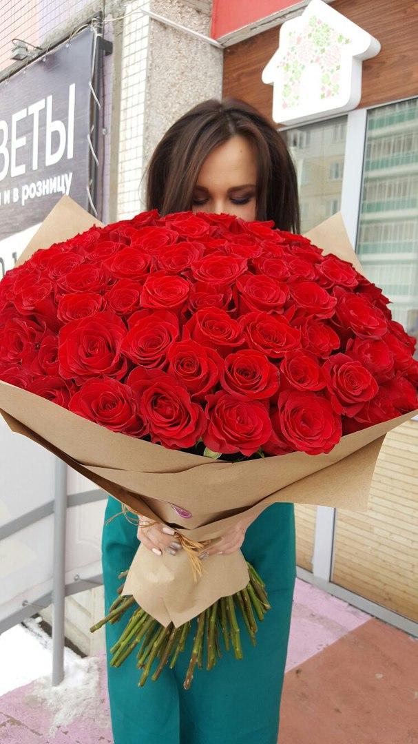 101 роза букет цена красноярск где обычное приветствие