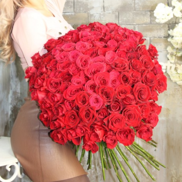 Акции на розы